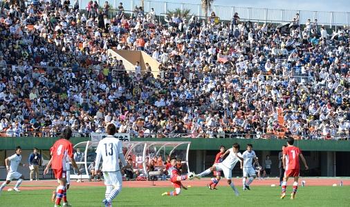 鹿児島プロサッカーの鹿児島ユナイテッドFCがJ3に参入。